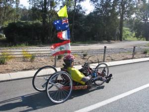 sur les routes australiennes
