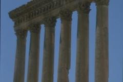Les colonnes de Baalbeck
